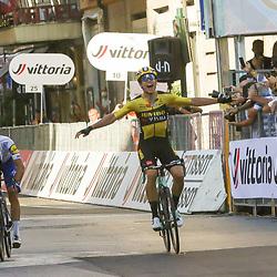 08-08-2020: Wielrennen: Milaan-San Remo: San Remo<br />Wout van Aert wint zijn eerste momnument