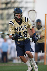 10 May 2008: North Carolina Tar Heels during a 7-8 loss to the Navy Midshipmen during the NCAA First Round on Fetzer Field in Chapel Hill, NC.