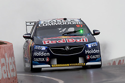 October 4, 2018 - Bathurst, NSW, U.S. - BATHURST, NSW - OCTOBER 04: Earl Bamber in the Red Bull Holden Racing Team Holden Commodore at the Supercheap Auto Bathurst 1000 V8 Supercar Race on October 04, 2018, at Mount Panorama Circuit in Bathurst, Australia. (Photo by Speed Media/Icon Sportswire) (Credit Image: © Speed Media/Icon SMI via ZUMA Press)