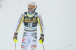 Strasser Linus (GER) during the Audi FIS Alpine Ski World Cup Men's  Slalom at 60th Vitranc Cup 2021 on March 14, 2021 in Podkoren, Kranjska Gora, Slovenia Photo by Grega Valancic / Sportida