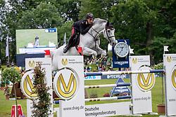 Gaudiano Emanuele, ITA, Caspar 232<br /> Deutsches Spring- und Dressur Derby 2019<br /> © Hippo Foto - Dirk Caremans<br /> 30/05/2019