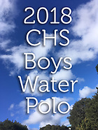 CHS Boys Water Polo 2018