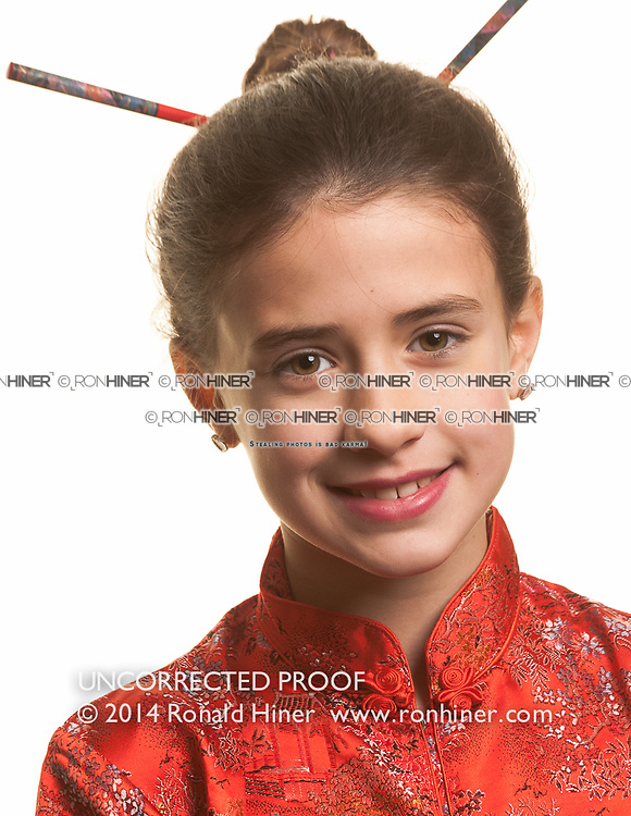 Haley Roraback<br /> Kings Highway School Chorus 2014 Production Headshot