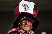 May 25th 2011: QLD fan shows her support after game 1 of the 2011 State of Origin series at Suncorp Stadium in Brisbane, Australia on May 25, 2011. Photo by Matt Roberts/mattrIMAGES.com.au / QRL