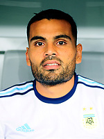 Conmebol - World Cup Fifa Russia 2018 Qualifier / <br /> Argentina National Team - Preview Set - <br /> Gabriel Ivan Mercado