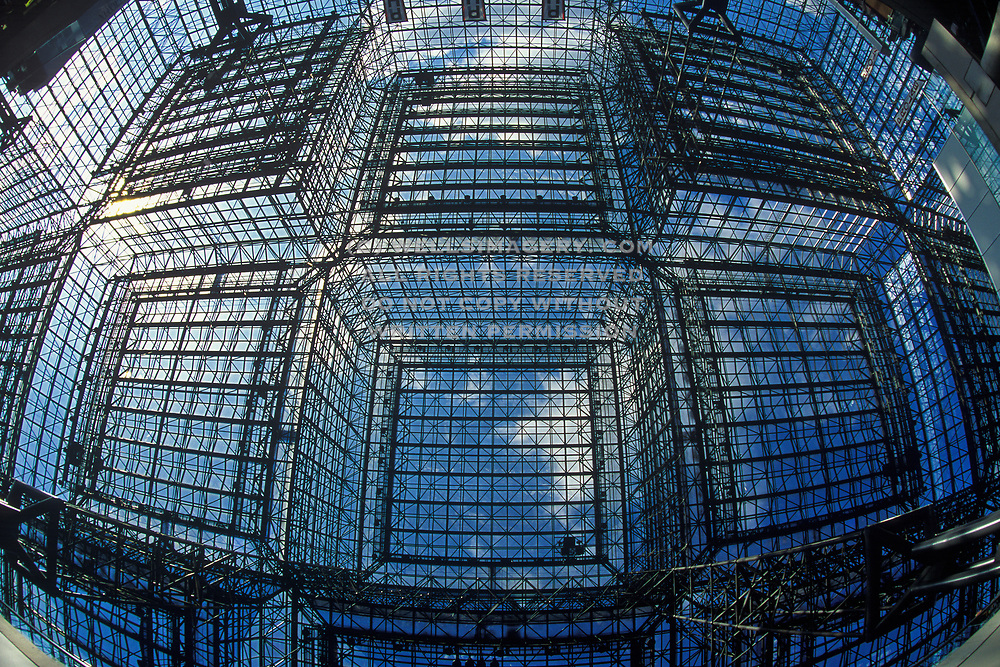 Image of the Javitz Center in New York City, New York, American Northeast by Randy Wells