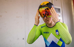 Jan Tratnik of Slovenia during Men Time Trial at UCI Road World Championship 2020, on September 24, 2020 in Imola, Italy. Photo by Vid Ponikvar / Sportida