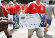 060716 Portugal v Wales Euro 2016
