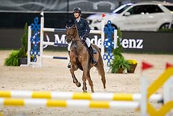 Blum Simone, GER, DSP Alice<br /> Stuttgart - German Masters 2018<br /> © Hippo Foto - Stefan Lafrentz