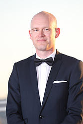 Teppo Airaksinen winner of special mention for his short film The Ceiling (Katto) attend the Palme DOr winner photocall during the 70th annual Cannes Film Festival at Palais des Festivals on May 28, 2017 in Cannes, France. Photo by Shootpix/ABACAPRESS.COM
