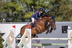 Housen Emilia, BEL, Noukie Z<br /> Belgisch Kampioenschap Jeugd Azelhof - Lier 2020<br /> <br /> © Hippo Foto - Dirk Caremans<br /> 30/07/2020