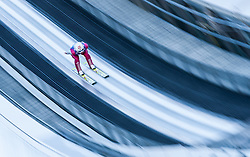 31.12.2016, Schattenbergschanze, Oberstdorf, GER, FIS Weltcup Ski Sprung, Vierschanzentournee, Oberstdorf, Training, im Bild Anders Fannemel (NOR) // Anders Fannemel of Norway during his Practice Jump for the Four Hills Tournament of FIS Ski Jumping World Cup at the Schattenbergschanze in Oberstdorf, Germany on 2016/12/31. EXPA Pictures © 2016, PhotoCredit: EXPA/ Jakob Gruber