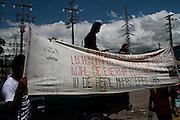 Mapastepec, Chiapas, 14 de septiembre de 2011.<br /> Caravana al Sur, 2011. Movimiento por la Paz con Justicia y Dignidad. (Foto: Prometeo Lucero)
