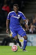 Baba Rahman of Chelsea in action. The Emirates FA cup, 4th round match, MK Dons v Chelsea at the Stadium MK in Milton Keynes on Sunday 31st January 2016.<br /> pic by John Patrick Fletcher, Andrew Orchard sports photography.