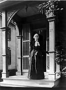 Susan B. Anthony 1900.  Frances Benjamin Johnston