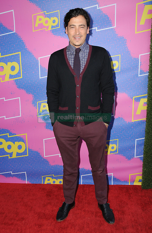 April 6, 2017 - Los Angeles, CA, United States - 06 April 2017 - Los Angeles, California - Andrew Keegan.  Premiere Of Pop TV's ''Hollywood Darlings'' and ''Return of the Mac''  held at iPic Theaters in Los Angeles. Photo Credit: Birdie Thompson/AdMedia (Credit Image: © Birdie Thompson/AdMedia via ZUMA Wire)