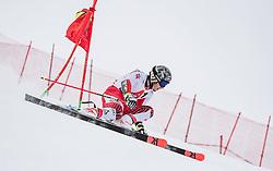 19.12.2018, Saalbach Hinterglemm, AUT, FIS Weltcup Ski Alpin, Riesenslalom, Herren, 1. Lauf, im Bild Magnus Walch (AUT) // Magnus Walch of Austria in action during his 1st run of men's Giant Slalom of FIS ski alpine world cup. Saalbach Hinterglemm, Austria on 2018/12/19. EXPA Pictures © 2018, PhotoCredit: EXPA/ JFK