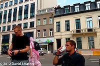 Antwerp Day 1: Trip to Brussels EU/EC Environment