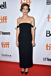 Maggie Gyllenhaal attends The Kindergarden Teacher screening held at Roy Thomson Hall during the Toronto International Film Festival in Toronto, Canada on September 13th, 2018. Photo by Lionel Hahn/ABACAPRESS.com