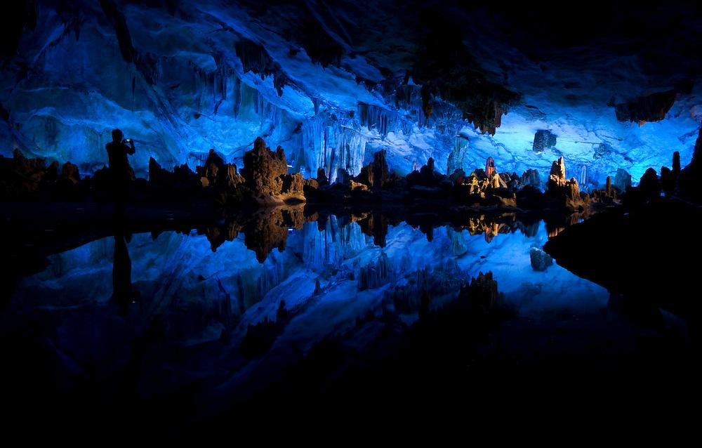 Reed Flute Cave, Guilin, Guanxi, China