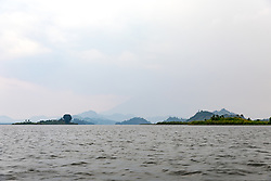 Lake Mutanda Islands Scenic