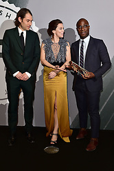 Jeremy Kleiner, Barry Jenkins and Anna Friel bei den British Independent Film Awards in London / 041216<br /> <br /> <br /> *** at the British Independent Film Awards in London on December 4th, 2016 ***