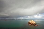 A rocky islet near Herm, Channel Islands (November 2015) © Rudolf Abraham