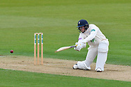Sam Northeast of Hampshire batting during the first day of the Specsavers County Champ Div 1 match between Hampshire County Cricket Club and Essex County Cricket Club at the Ageas Bowl, Southampton, United Kingdom on 5 April 2019.