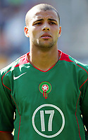 Fotball <br /> FIFA World Youth Championships 2005<br /> Doetinchem<br /> Nederland / Holland<br /> 14.06.2005<br /> Foto: Morten Olsen, Digitalsport<br /> <br /> Marokko v Honduras<br /> <br /> Yassine Zouchou - Marokko