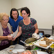 01.10.14            <br /> The Limerick City Community Safety Partnership will host a Safety Information Day for Older People. The event will feature important personal and home safety information for older people. Nutritional advice, occupational therapy, and care and repair demonstrations will also be provided. Advice and literature on a range of issues will be provided on the day by agencies including An Garda Síochána, Limerick City and County Council, Home Instead Senior Care, Limerick Fire and Rescue Service and the HSE. <br /> Attending the event at St. Johns Pavilion were, Annie Mulcahy, St. Bridget St,. Patricks Active Retirement Club, Yvonne McMahon with Liz Hennessy who provided a live cooking demonstration. Picture: Alan Place.
