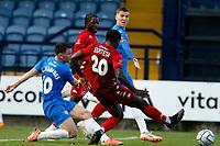 Connor Jennings. Stockport County FC 3-0 Dover Athletic FC. Vanarama National League. 10.10.20