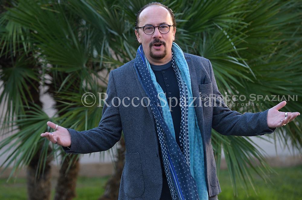 Maurizio Casagrande Natale da chef movie photocall, Rome, Italy - 05 Dec 2017