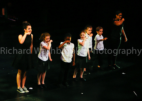 Theatretrain Now Then  9th September 2012 Sadlers Wells