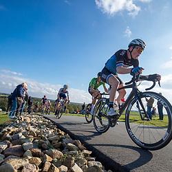 17-10-2019: Wielrennen: OlympiaTour: Drijber<br />Max Kroonen