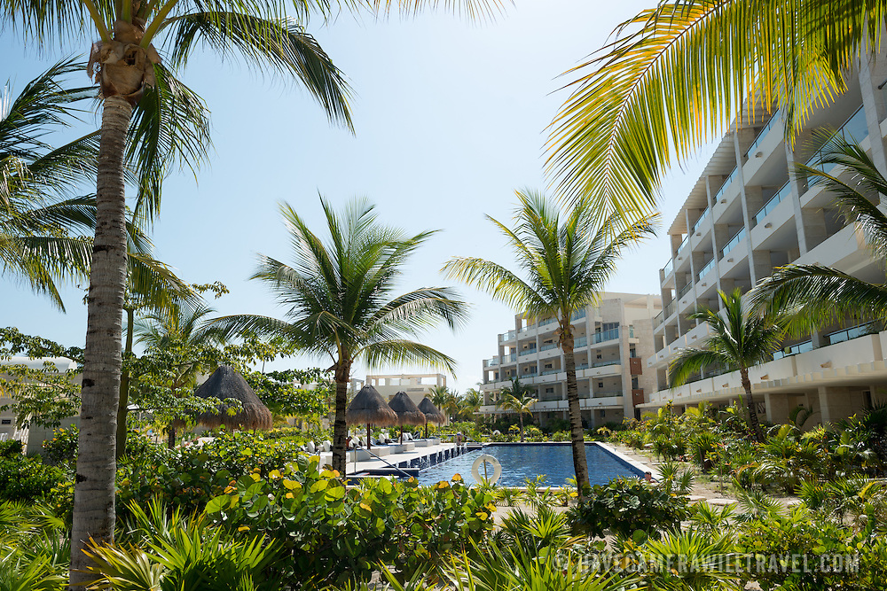 The Beloved Hotel, Playa Mujeres, Mexico, is located just north of Cancun. It's a luxury all-inclusive beach resort owned by the Excellence Group.