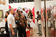 SEAN COMBS, Opening of Miami Art Basel 2011, Miami Beach. 30 November 2011.