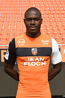Zargo Toure during photoshooting of FC Lorient for new season 2017/2018 on September 12, 2017 in Lorient, France. (Photo by Philippe Le Brech/Icon Sport)