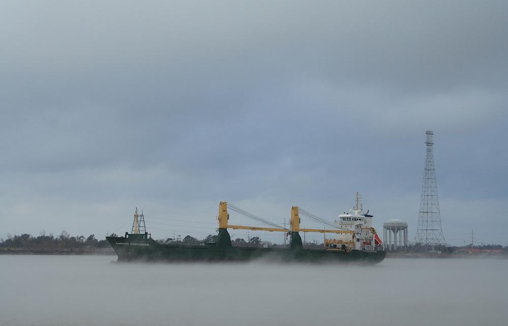 Mississippi River, New Orleans, LA