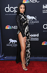 Saweetie at the 2019 Billboard Music Awards held at the MGM Grand Garden Arena in Las Vegas, USA on May 1, 2019.