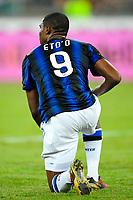 Samuel ETO'O <br /> Bari 13/8/2010 Stadio San Nicola<br /> Trofeo Tim - Inter Juventus<br /> Foto Andrea Staccioli Insidefoto