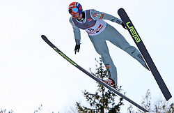 Jure Bogataj of Slovenia at e.on Ruhrgas FIS World Cup Ski Jumping on K215 ski flying hill, on March 14, 2008 in Planica, Slovenia . (Photo by Vid Ponikvar / Sportal Images)./ Sportida)