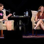 NHPR's Virginia Prescott interviews Jodi Picoult at The Music Hall, October 12, 2016