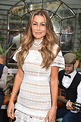 Jayne Blight at The Ivy Chelsea Garden's Annual Summer Garden Party, The Ivy Chelsea Garden, 197 King's Road, London England. 9 May 2017.<br /> Photo by Dominic O'Neill/SilverHub 0203 174 1069 sales@silverhubmedia.com