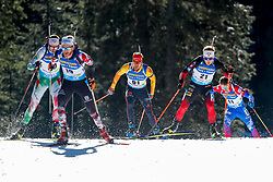 Arnd Pfeiffer of Germany during the IBU World Championships Biathlon 20km Individual Men competition on February 17, 2021 in Pokljuka, Slovenia. Photo by Primoz Lovric / Sportida