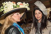 DARIA ZAKHAROVA, LAILA MIGONI, Shoes: Pleasure and Pain. V & A Museum. South Kensington, London. 10 June 2015.