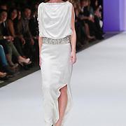NLD/Amsterdam/20110308 - Modeshow Raak 2011, Kim Feenstra