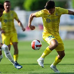 20210720: SLO, Football - UEFA Europa Conference League 2021/22, NK Domzale vs FC Honka