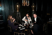 AMANDA SHEPPARD; MARK CECIL  , Nicky Haslam with pianist Paul Guinery performing songs by Cole Porter, Irving Berlin, Rogers and Hammerstein  and others at th BEAUFORT BAR? SAVOY- 8.P.M.