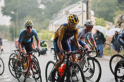 Hanna Nilsson (SWE) at the 2020 UEC Road European Championships - Elite Women Road Race, a 109.2 km road race in Plouay, France on August 27, 2020. Photo by Sean Robinson/velofocus.com
