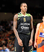 DESCRIZIONE : Tour Preliminaire Qualification Euroleague Aller<br /> GIOCATORE : JEFFERSON Davon <br /> SQUADRA : Villeurbanne<br /> EVENTO : France Euroleague 2010-2011<br /> GARA : Le Mans Villeurbanne <br /> DATA : 28/09/2010<br /> CATEGORIA : Basketball Euroleague<br /> SPORT : Basketball<br /> AUTORE : JF Molliere par Agenzia Ciamillo-Castoria <br /> Galleria : France Basket 2010-2011 Action<br /> Fotonotizia : Euroleague 2010-2011 Tour Preliminaire Qualification Euroleague Aller<br /> Predefinita :